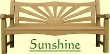 Classic SUN bench