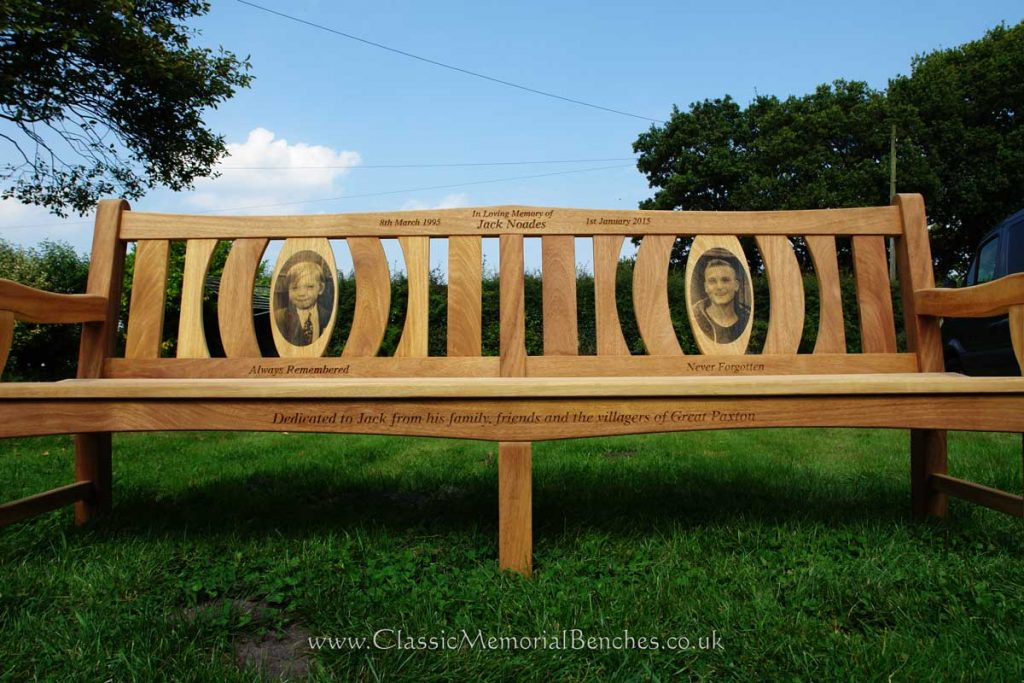 Astounding Gallery Of Work Classic Memorial Benches Caraccident5 Cool Chair Designs And Ideas Caraccident5Info