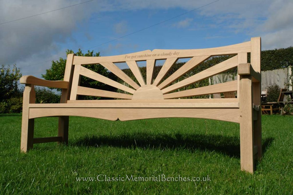 Sunshine Classic Memorial Benches