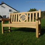 Classic MG special bench